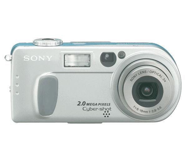 Sony mpeg movie HQ CDMavica camera test
